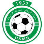 USM Blida Badge