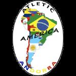 CF Atlètic Amèrica Badge