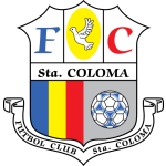 Don Denis FC Santa Coloma Badge