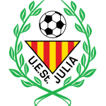 UE Sant Julià Badge