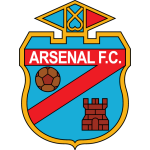 Arsenal FC de Sarandí Reserve Badge