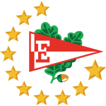 Club Estudiantes de La Plata Reserve Badge