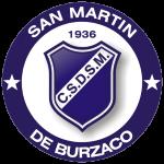 CSyD San Martín de Burzaco logo