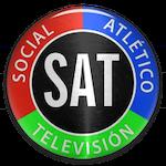 Social Atlético Televisión Badge