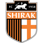 Card Stats for Shirak FC