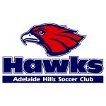 Adelaide Hills Hawks SC logo