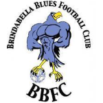 Brindabella Blues Badge