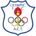 Canberra Olympic SC II Badge