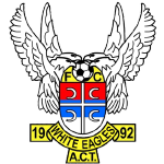Canberra White Eagles FC Logo