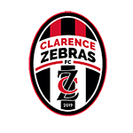 Clarence Zebras FC II stats