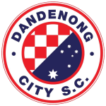 Dandenong City SC Badge
