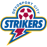 Devonport City Strikers FC II Badge