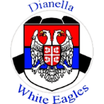Dianella White Eagles SC Badge