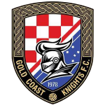 Gold Coast Knights SC Under 20 Badge