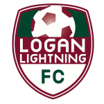 Logan Lightning FC Badge