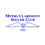 Metro Claremont SC Badge