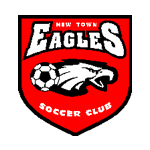 New Town Eagles FC Badge