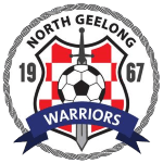North Geelong Warriors FC Badge