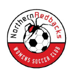 Northern Redbacks Women Logo