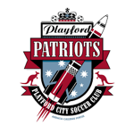 Playford City Patriots SC Badge