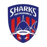 Port Melbourne Sharks Under 20 Badge