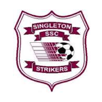 Singleton Strikers Badge
