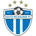 South Melbourne Womens FC Badge