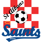St. Albans Saints FC Badge