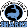 Sutherland Sharks FC Badge