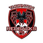 Thornton Redbacks FC Badge