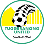 Card Stats for Tuggeranong United FC