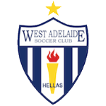 West Adelaide SC Badge