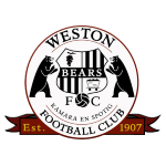 Weston Workers Bears FC Reserves Badge