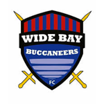 Wide Bay Buccaneers FC Badge
