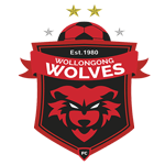Wollongong Wolves FC Badge