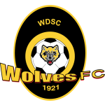 Wynnum District SC Wolves FC Badge
