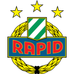 Card Stats for SK Rapid Wien