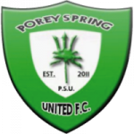 Porey Springs United FC Logo