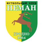 Card Stats for FC Neman Grodno