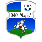 FK Slutsk Badge
