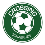 Crossing Schaerbeek-Evere Badge