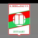 K. Berg en Dal VV Badge