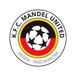KFC Mandel United Izegem-Ingelmunster Badge