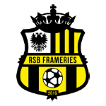 RS Bosquetia Frameries Badge