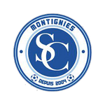 SC Montignies Badge