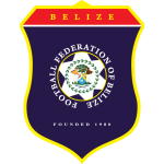 Belize National Team Badge