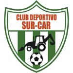 Club Deportivo Sur-Car Badge