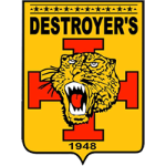Club Destroyers Badge