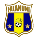 Club Empresa Minera Huanuni Badge
