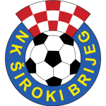 NK Široki Brijeg - Premier League of Bosnia Stats